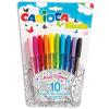 Carioca : Fiorella színes golyóstóll 10 db-os készlet