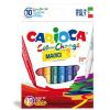 Carioca : Színváltós filctoll készlet 9+1db