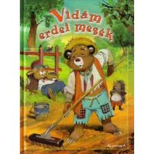 Carlos Busquets, Kürti Kovács Sándor Vidám erdei mesék gyermek- és ifjúsági könyv