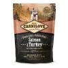 Carnilove Salmon & Turkey Kutyatáp nagytestű kölyökkutyáknak, 1,5 kg