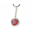 Carolina Hurricanes Kulcstartó Puck Spinning Ring