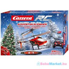 Carrera RC: Adventi naptár távirányításos helikopterrel naptár, kalendárium