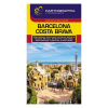 Cartographia Barcelona, Costa Brava útikönyv / Cartographia