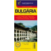 Cartographia Bulgária autótérkép