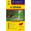 Cartographia Dráva vízisport és kerékpáros térkép - Cartographia