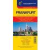 Cartographia Frankfurt várostérkép