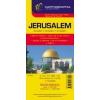 Cartographia Jeruzsálem várostérkép - Cartographia