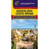 Cartographia Kft. Barcelona, Costa Brava útikönyv