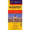 Cartographia Kft. BUDAPEST - CITY VÁROSTÉRKÉP /1:22000