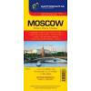 Cartographia Moszkva várostérkép