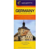 Cartographia Németország autótérkép Cartographia