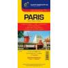 Cartographia Párizs várostérkép