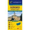 Cartographia Szeged várostérkép (+Csongrád megye tkp.)