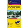 Cartographia Zalaegerszeg várostérkép (+Zala megye tkp.)