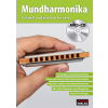Cascha Mouth Harmonica - Fast and easy way to learn (with MP3-CD)