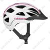 Casco Activ 2 Junior kerékpáros gyerek bukósisak fehér uni (50-56cm fejkerület)