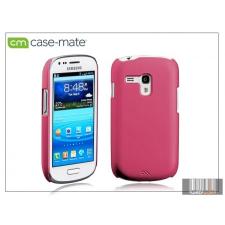 CASE-MATE Samsung i8190 Galaxy S III Mini hátlap - Case-Mate Barely There - pink tok és táska