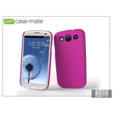 CASE-MATE Samsung i9300 Galaxy S III hátlap - Case-Mate Barely There - pink tok és táska
