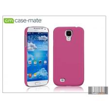 CASE-MATE Samsung i9500 Galaxy S4 hátlap - Case-Mate Barely There - pink tok és táska