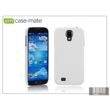 CASE-MATE Samsung i9500 Galaxy S4 hátlap - Case-Mate Barely There - white tok és táska
