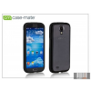 CASE-MATE Samsung i9500 Galaxy S4 hátlap - Case-Mate Tough Naked - clear/black