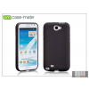 CASE-MATE Samsung N7100 Galaxy Note II hátlap - Case-Mate Tough - black