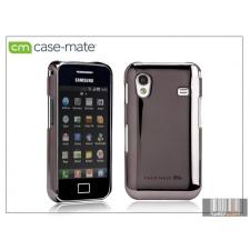 CASE-MATE Samsung S5830 Galaxy Ace hátlap - Case-Mate Barely There - metalic silver tok és táska