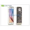 CASE-MATE Samsung SM-G920 Galaxy S6 hátlap - Case-Mate Brilliance - champagne