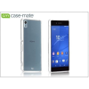 CASE-MATE Sony Xperia Z3+ (E6553)/Z4 hátlap - Case-Mate Barely There - clear