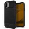 CASEOLOGY iPhone X Vault hátlap, tok, fekete