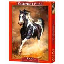 Castorland: vágtázó ló 1000 darabos puzzle puzzle, kirakós
