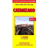 Catanzaro térkép - De Agostini