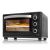 Cecotec Oven Konvekciós Sütő Cecotec Bake'n Toast Pizza 1500W Fekete