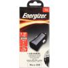 CELLECT Energizer microUSB autós töltő, 1USB, 1A