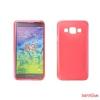 CELLECT Galaxy S6 Edge vékony szilikon hátlap,Pink
