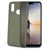 CELLECT Huawei P20 Lite vékony szilikon hátlap, fényes Fekete