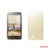 CELLECT Huawei Y5 vékony szilikon hátlap, Átlátszó