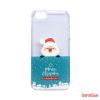 CELLECT iPhone 5/5S/SE karácsonyi design hátlap