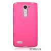 CELLECT LG M2 vékony szilikon hátlap, pink
