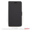 CELLECT LG Q6 flip oldalra nyíló tok, fekete