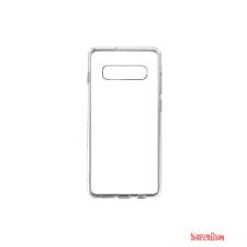 CELLECT Samsung Galaxy S10+ vékony szilikon tok, Átlátszó tok és táska
