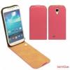 CELLECT Samsung Galaxy S6 flip bőr tok,Pink