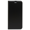 CELLECT Samsung Galaxy S9 Flip oldalra nyíló tok (fekete)