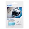 CELLECT Samsung Standard 32GB SD kártya, Class 6, w24MB/s