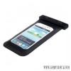 CELLECT Vízálló telefon tartó, XXL-es méret,Fekete