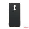 CELLECT Xiaomi Redmi 5 vékony szilikon hátlap, Fekete