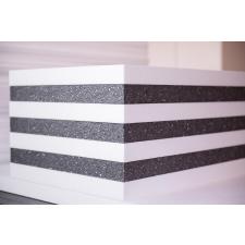 Cellotherm EPS 80 gray hőszigetelő lemez 8 cm vastag (Cellotherm CT-EPS-80-G-8 polisztirol gray (hungarocell,) víz-, hő- és hangszigetelés