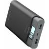 CELLULARLINE Freepower 10000 mAh powerbank - 2 kimenet - fekete