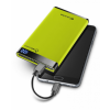 CELLULARLINE FreePower Manta 6000 mAh powerbank - 2 kimenet - zöld