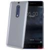 CELLY Nokia 5 szilikon hátlap,Átlátszó